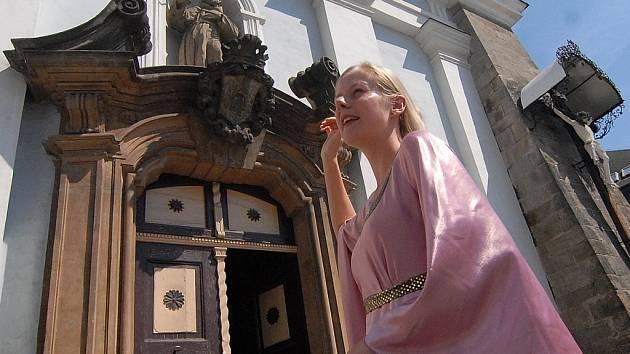 Jana Svobodová je orůvodkyní tří kostelů v Turnově.