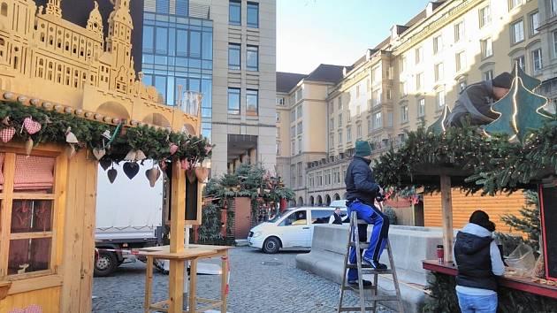 Ve středu 29. listopadu v16.00 začne nejstarší německý vánoční trh, drážďanský Striezelmarkt.