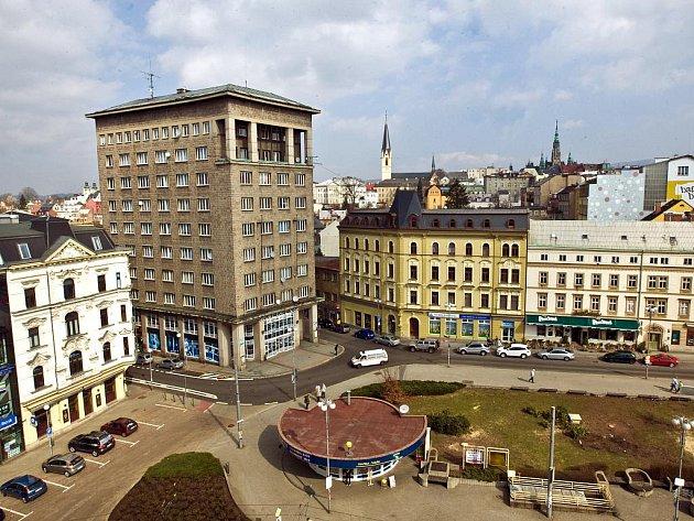 Soukenné náměstí. Ilustrační foto.