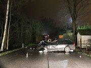 Vážnou nehodu seniorka nepřežila, zemřela v nemocnici.