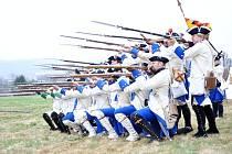 BITVA BYLA JEDNÍM z mnoha střetnutí během sedmileté války. Proti sobě stála vojska Pruska a rakouských dědičných zemí. Přes tisíc vojáků padlo či bylo zraněno.