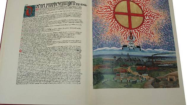 ČERVENÁ KNIHA, doposud nepublikované zápisky Carla Gustava Junga.