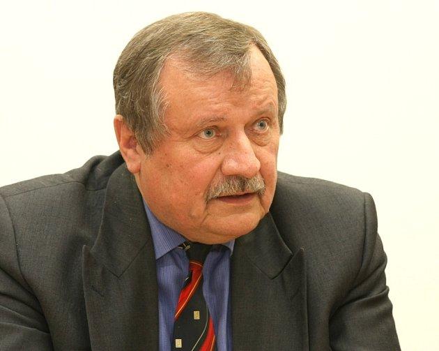 Jiří Drda, první porevoluční primátor města Liberce a zakládající člen ODS v Liberci.