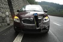 Nehoda u Hodkovic