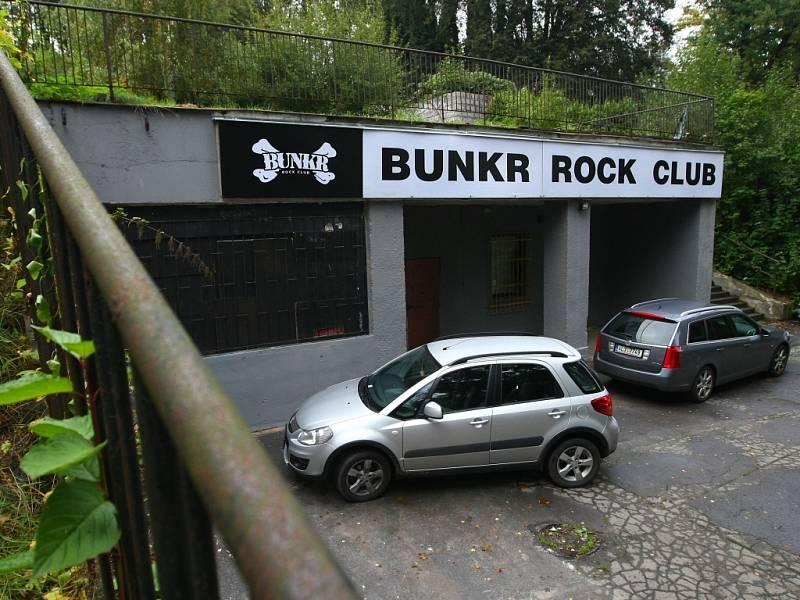 Klub Bunkr v Liberci