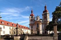 Bazilika v Hejnicích. Ilustrační foto.