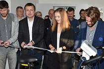 Slavnostní otevření Centra sportovní medicíny.