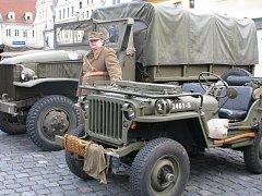 Polští vojáci ve Frýdlantu.
