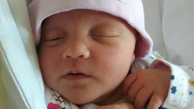 Anna Jindrová se narodila 31. května v liberecké porodnici mamince Pavle Jindrové z České Lípy. Vážil 2,8 kg a měřil 49 cm.