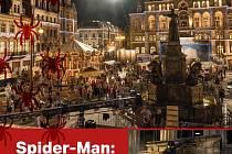 Po stopách filmu: Spider-Man: Far From Home