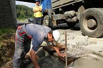 REKONSTRUKCE NEJNEBEZPEČNĚJŠÍHO ÚSEKU potrvá až do 18. října, ale měl by vést ke zklidnění na silnici.