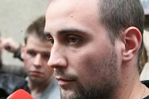 Pavel Vondrouš si uspořádal vlastní tiskovou konferenci v centru Liberce.