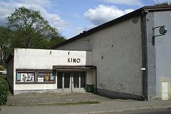 Hejnické kino. Ilustrační foto