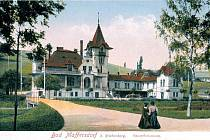Na konci 19. století byla Vratislavická kyselka známým výletním místem, kam se chodilo za lázeňskými procedurami. Stáčela se tu i vyhlášená minerálka.