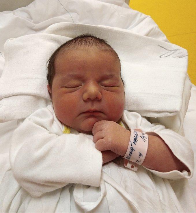 Magdaléna Rýglová. Narodila se 31. prosince mamince Lucii Rýglové z Liberce. Vážila 3,78 kg a měřila 52 cm.
