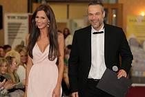 Clarion Grandhotel Zlatý Lev v Liberci hostil ve středu 24. dubna 18. exkluzivní módní přehlídku, ve které se představila řada známých osobností.