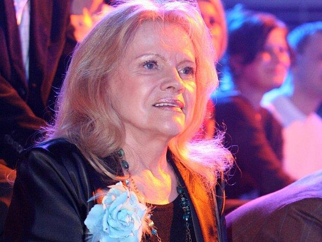 Ilustrační foto - EVA PILAROVÁ. Na loňském ročníku Kulturního léta vystoupila i zpěvačka Eva Pilarová. Letos přijede znovu
