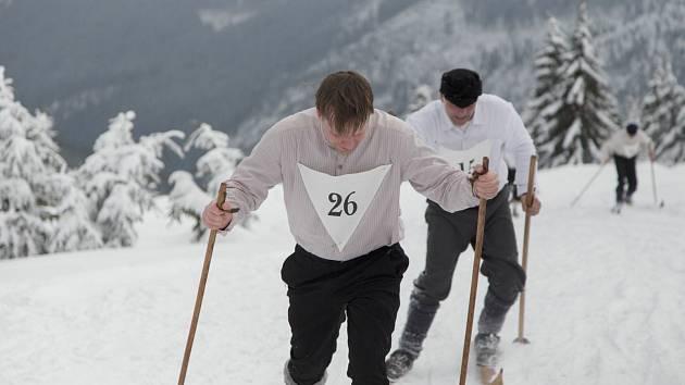 Autoři snímku o tragickém závodě, při kterém zahynul Hanč a Vrbata hledají peníze na dokončení filmu formou sbírky.