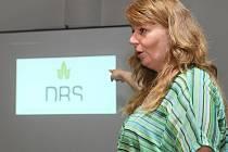 V čele kandidátky DRS se objevily nové tváře. Lídrem je Jarmila Levko (Pešlová).