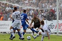 Na podzim vyhrál Slovan na hřišti Hradce 3:0