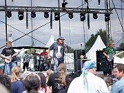 """HIM. Finská """"lovemetalová"""" kapela zahraje v sobotu 26. července na festivalu Benátská noc ve Vesci v Liberci."""
