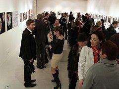 Oblastní galerii v Liberci navštívilo v nových prostorách bývalých lázní skoro 46 tisíc lidí.