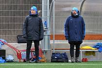 Fotbalisté rezervy Slovanu remizovali s Neugersdorfem.