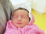 VALERIE BERANOVÁ Narodila se 17. února v liberecké porodnici mamince Michaele Beranové z Jiříkova. Vážila 2,91 kg a měřila 48 cm.