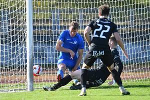 FC Slovan Liberec B - FC Hradec Králové B (13.kolo) 3:1