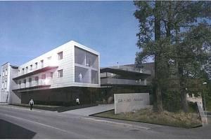 Na Letce vznikne nový polyfunkční dům. Investoři dostali výjimku ze stavební uzávěry, která se na území Liberce vztahuje na stavbu ubytovacích zařízeních.