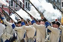 Liberec si připomněl bitvu z roku 1757, která byla podle historiků milníkem Sedmileté války.