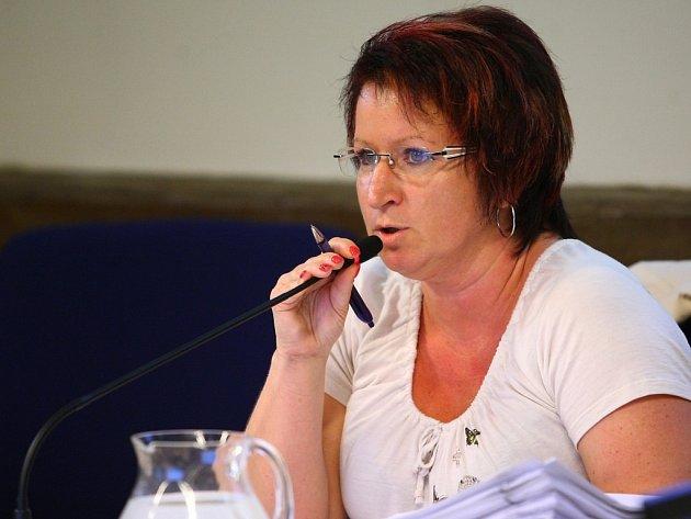 starostka Hana Moudrá