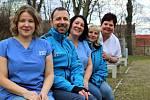 Sestra z hospice pomáhá klientům i rodinám