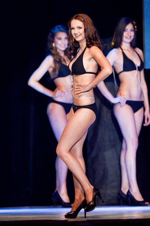 Novou miss Libereckého kraje je Nikol Červinková z Turnova. Druhé a třetí místo braly dívky z Liberce.