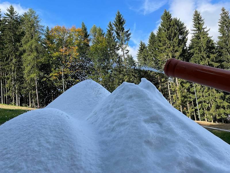Snowfactory.