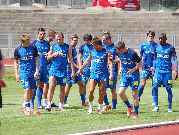 Liberec sehrál přípravný zápas s Převýšovem i se zkoušenými hráči