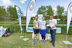 RunBo Team stojí za organizací závodu s názvem Vratislavický Běhoun. Na snímku zakládající členové skupiny.