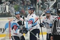 Hokejisté Bílých Tygrů Liberec