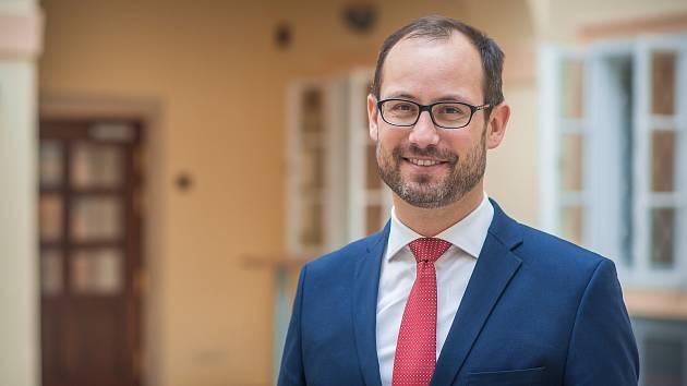 poslanec Jan Farský (STAN).