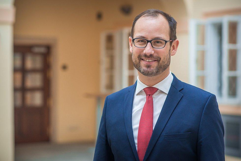 poslanec Jan Farský (STAN)