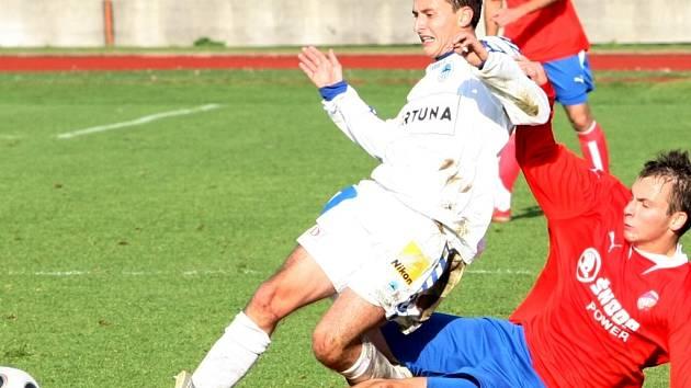 """FC Slovan Liberec a.s.""""B"""" vs. FC Viktoria Plzeň """"B""""."""