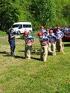 Mladí hasiči se utkali ve Dvojboji svatého Floriana.