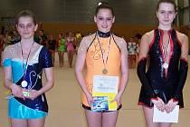 Liberecké moderní gymnastky