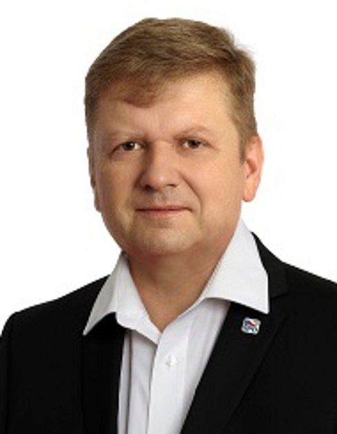 Radovan Vích (SPD), 56let, Liberec, poslanec, voják, plukovník vzáloze