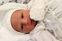 Emily Lásková. Narodila se 5. října v liberecké porodnici mamince Blance Myškové z Liberce. Vážila 3,84 kg a měřila 51 cm.