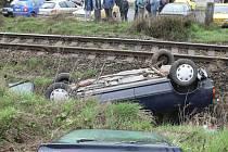 Podle řidiče Renaultu nebylo výstražné zařízení přejezdu v provozu.