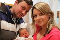 Mamince Aleně Ročkové z Liberce se dne 29. února v liberecké porodnici narodila dcera Valerie. Měřila 52 cm a vážila 3,81 kg.