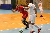 Futsalisté Olympiku Mělník vyhráli ve venkovním zápase poprvé od listopadového bodového importu z Liberce.