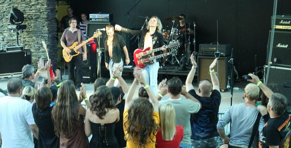 Led Zeppelin Revival Myst na Woodstocku nad Nisou 2012.