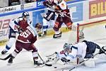 Liberec je ve čtvrtfinále play off! Spartu porazil i potřetí
